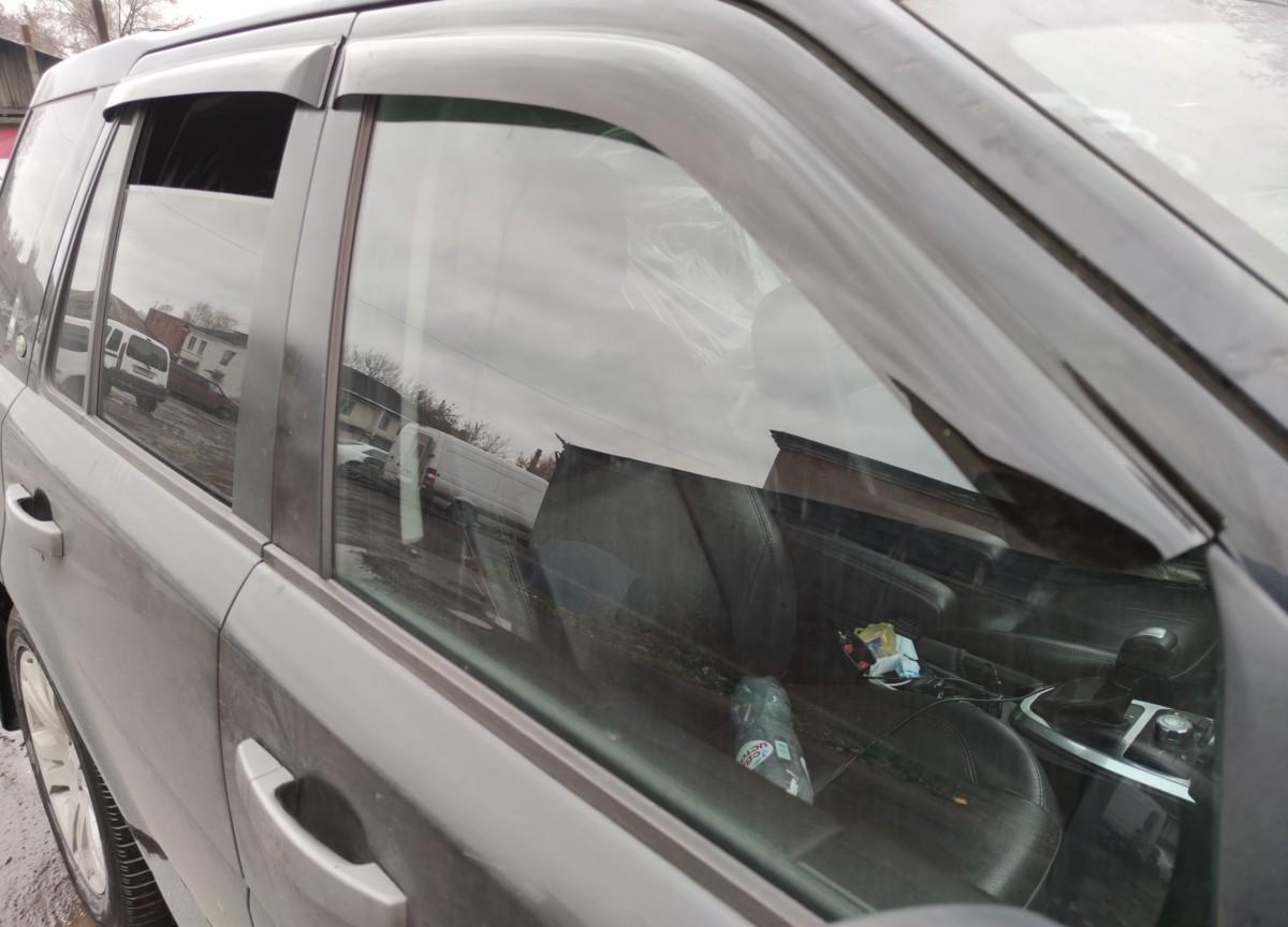 Дефлекторы ветровики  Land Rover Freelander 2