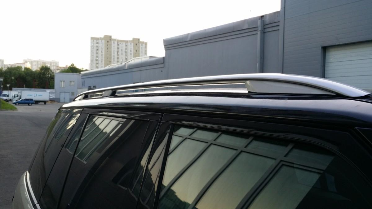 Багажник на крышу  ( рейлинги  )   Range Rover Vogue 2013 — L405
