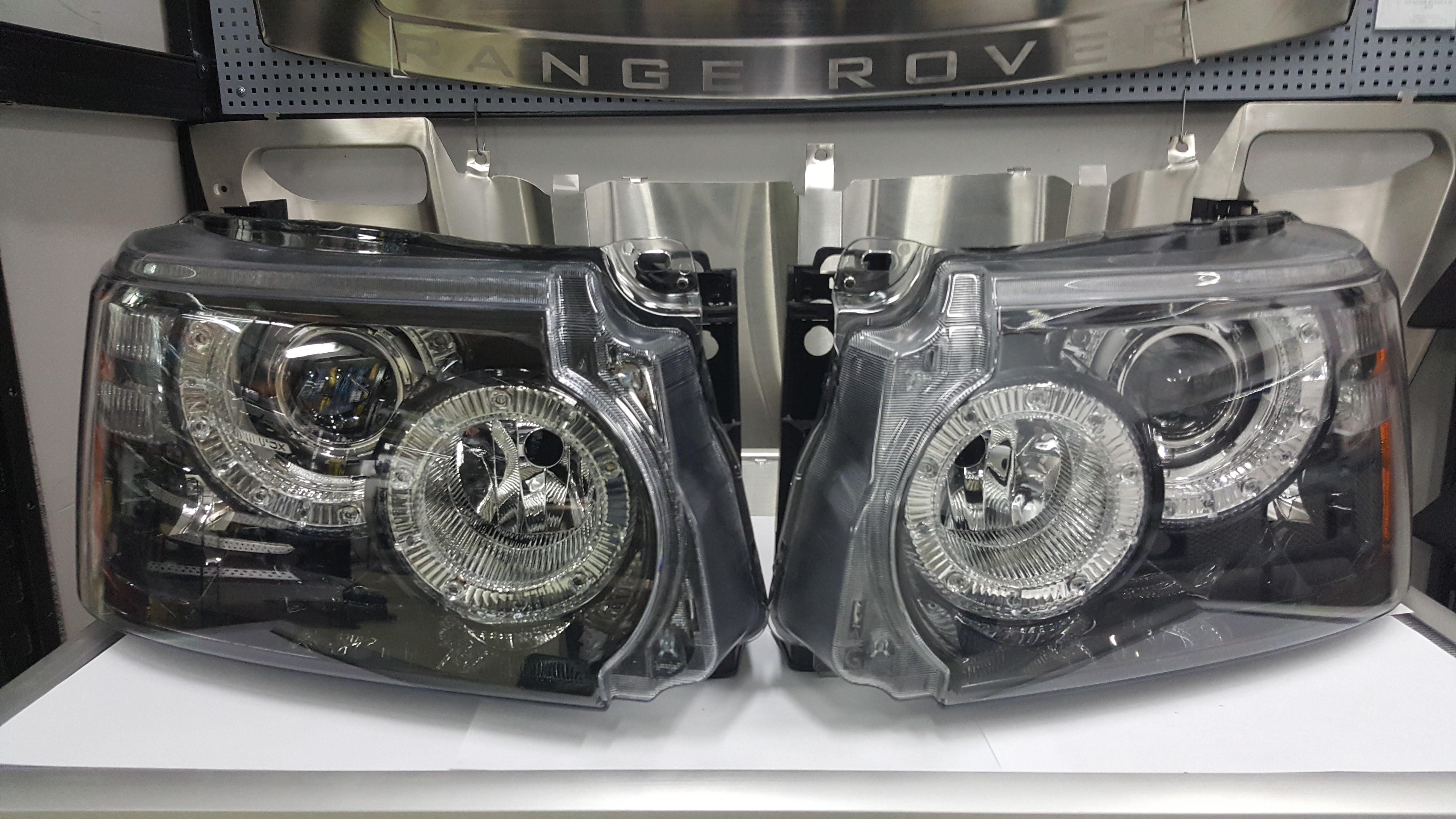 Фары головного света Range Rover Sport 2010-2013 - LR-STYLING - Кузовной ремонт и тюнинг в Москве