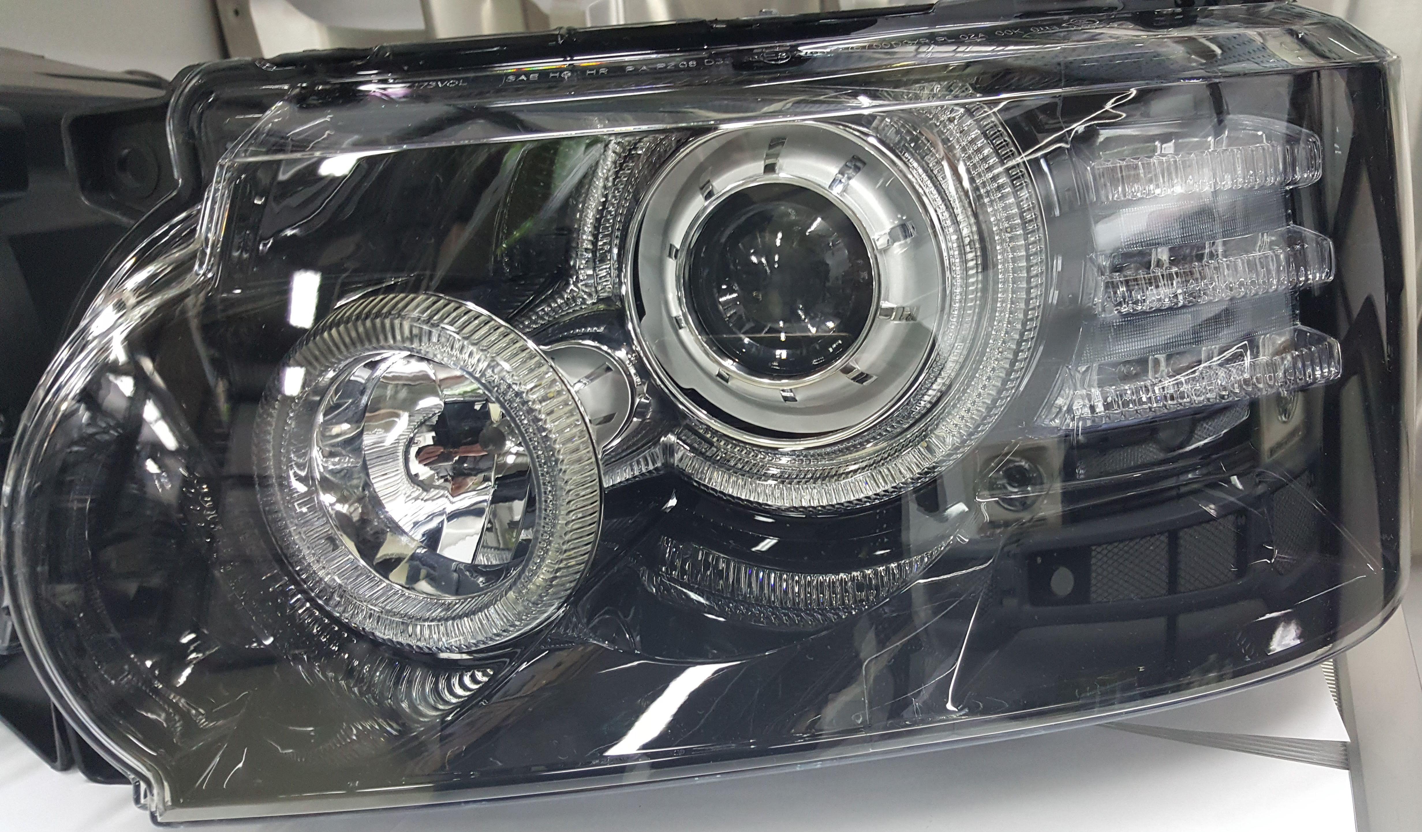 Фары головного света Range Rover Vogue 2010-2012