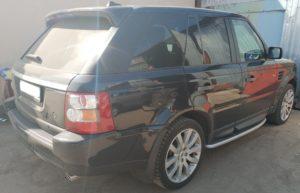 Рестайлинг Range Rover Sport 2007 в Range Rover Sport Autobiography 2010