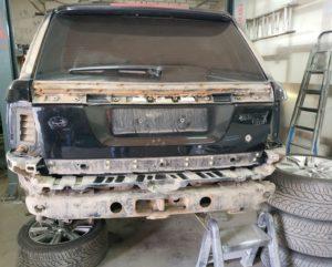 Рестайлинг Range Rover Sport 2005-2009  —  Range Rover Sport 2012 Autobiography