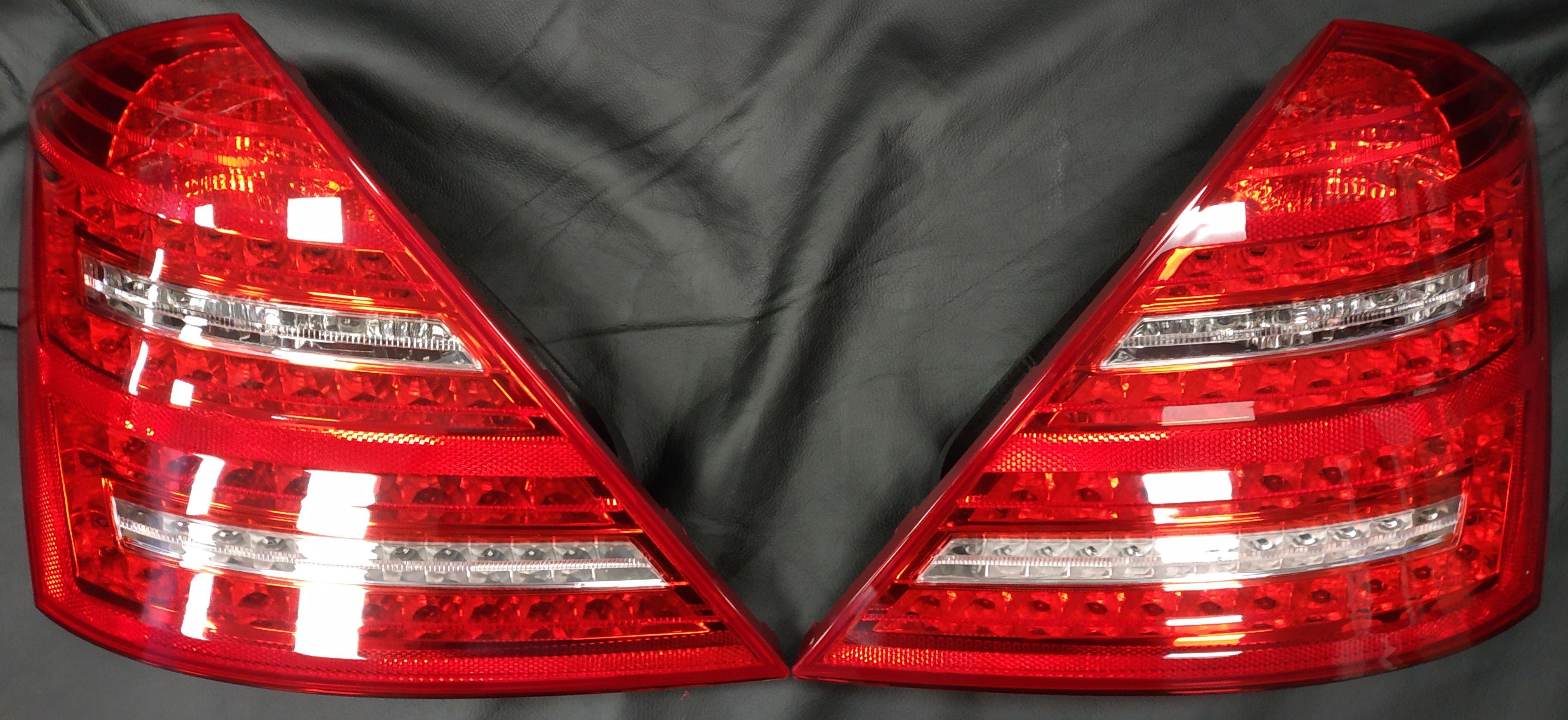 Задние фонари рестайлинг диодные S 221