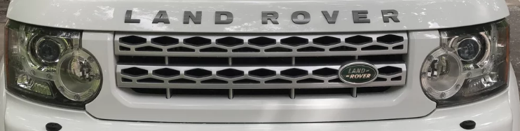 Стекло фары Land Rover Discovery 4