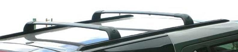 Багажник на крышу ( рейлинги с поперечинами )  Land Rover Discovery 3 / 4