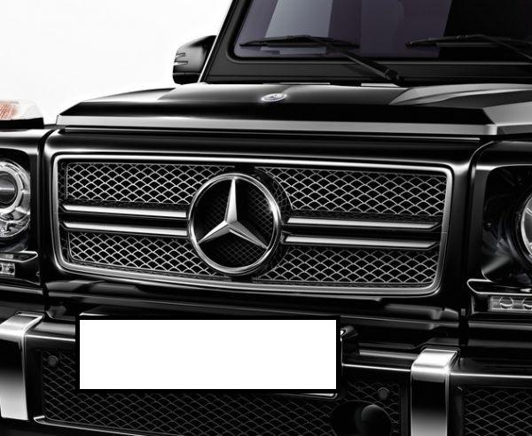 Рестайлинг тюнинг обвес Mercedes G W463 5.5 AMG
