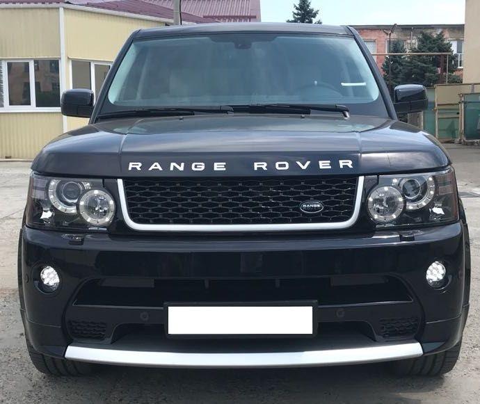 Рестайлинг Range Rover Sport 2005-2009 в Range Rover Sport Autobiography 2012
