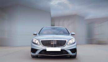 Рестайлинг тюнинг обвес  Mercedes S-Class W 222 6.3 AMG
