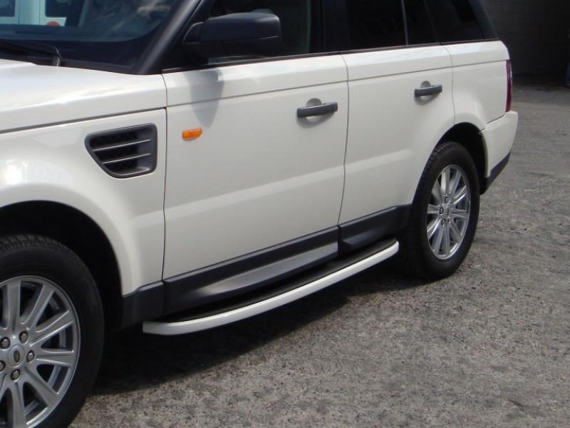 Пороги Range Rover Sport 2005-2013
