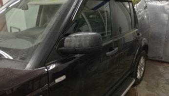 Дефлекторы ветровики Land Rover Discovery 3 / 4