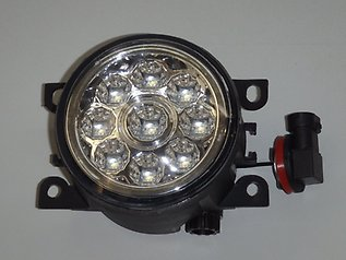 Фары противотуманные птф  светодиодные LED