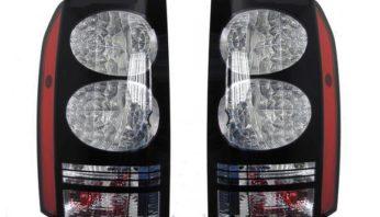 Задние фонари Land Rover Discovery 4 диодные