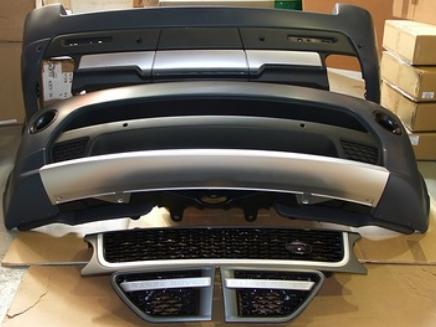Рестайлинг тюнинг обвес Range Rover Sport 2012 Autobiography