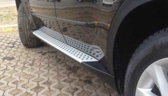 Пороги подножки BMW БМВ X5 E70