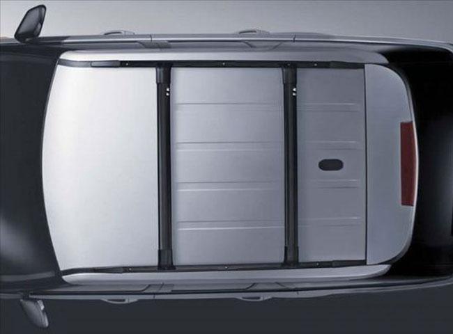 Багажник на крышу ( рейлинги с поперечинами )  Range Rover Sport 2005-2013