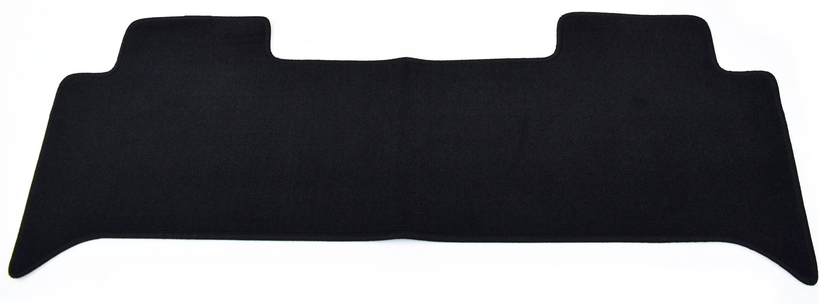 Коврики салона ворс чёрные Range Rover Vogue 2002-2012