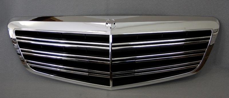 Передний бампер Mercedes S-klass W221 6.3 AMG