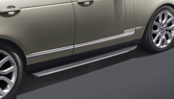 Пороги (подножки) Range Rover 2013 -, Range Rover Sport 2014 —