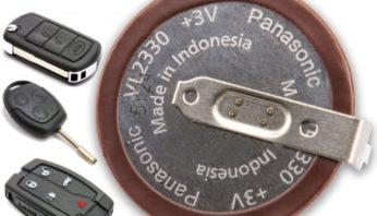 Аккумулятор батарейка в ключ  Panasonic VL2330