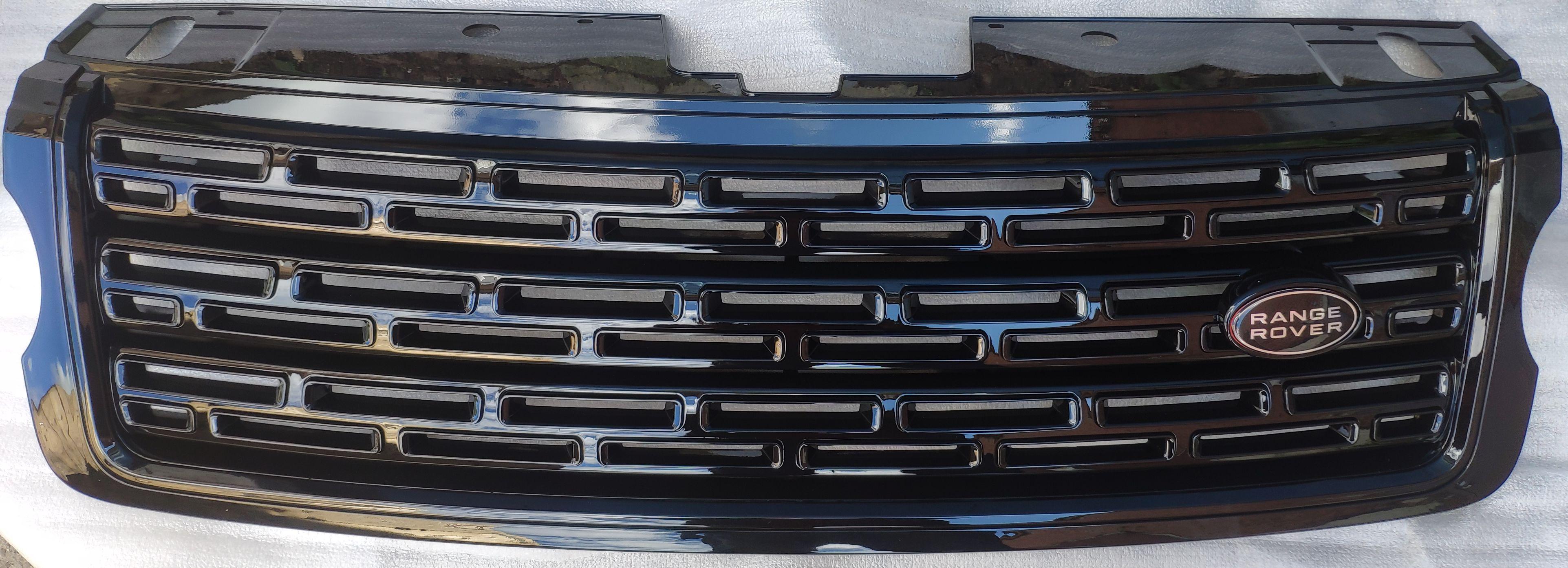 Решетка радиатора Range Rover Vogue L405 BLACK