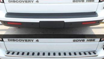 Накладка заднего бампера Land Rover Discovery 3 / 4