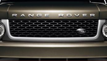 Решетка радиатора Range Rover Sport 2010-2013
