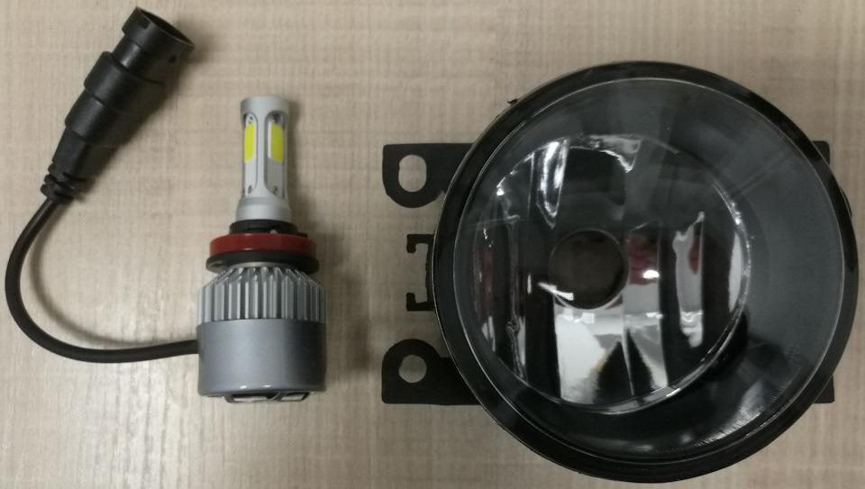 Фары противотуманные штатные LED