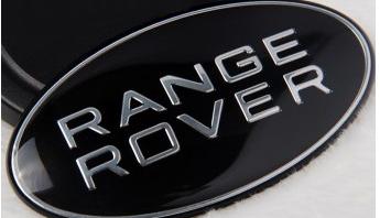 Эмблема на решетку радиатора Range Rover