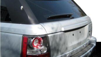 Спойлер в стиле Range Rover Sport  Autobiography 2010