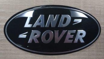 Эмблема на решетку радиатора Land Rover
