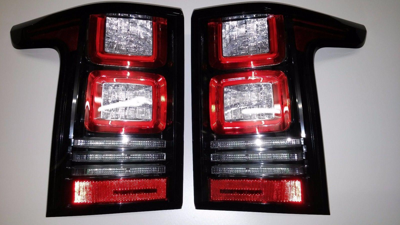 Стекло на задние фонари Range Rover Vogue 2013