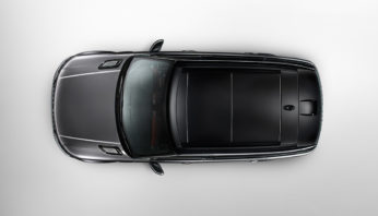Багажник на крышу  ( рейлинги )  Range Rover Sport 2013 — L494