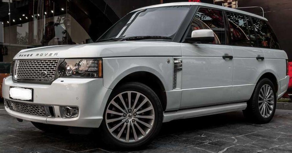 Брызговики Range Rover Vogue  Autobiography 2010-2013
