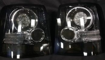 Задние фонари Range Rover Sport  2005-2013 BLACK EDITION