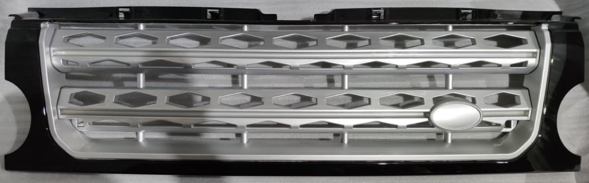 Решетка радиатора Land Rover Discovery 3