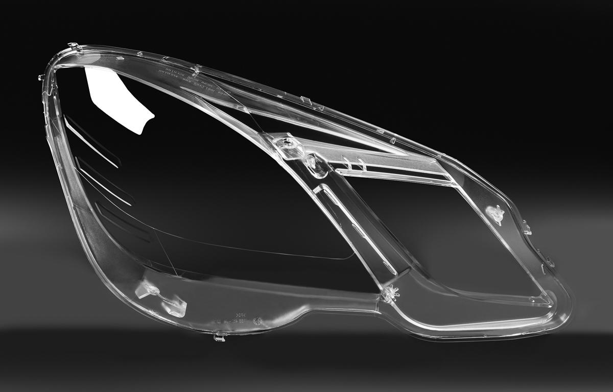 Стекло фары Mercedes W E212