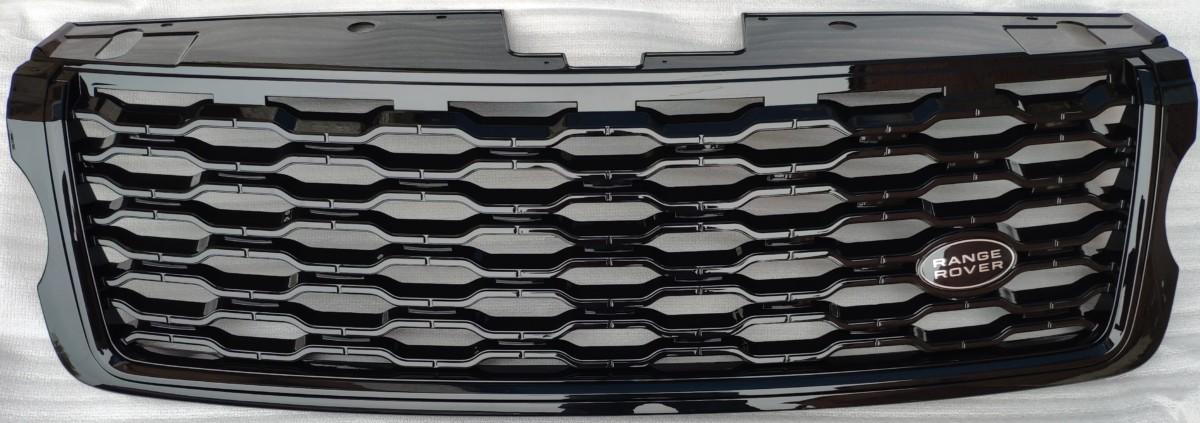 Решетка радиатора Range Rover Vogue 2013-2017 RESTYLE 2019