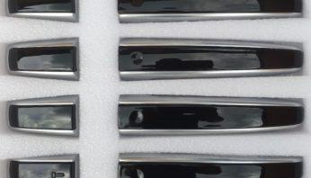 Накладки на ручки дверей Range Rover Vogue Sport 2013  — L405 Autobiography