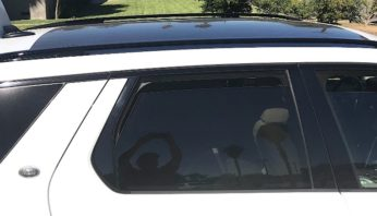 Багажник на крышу  ( рейлинги )  Land Rover Discovery Sport