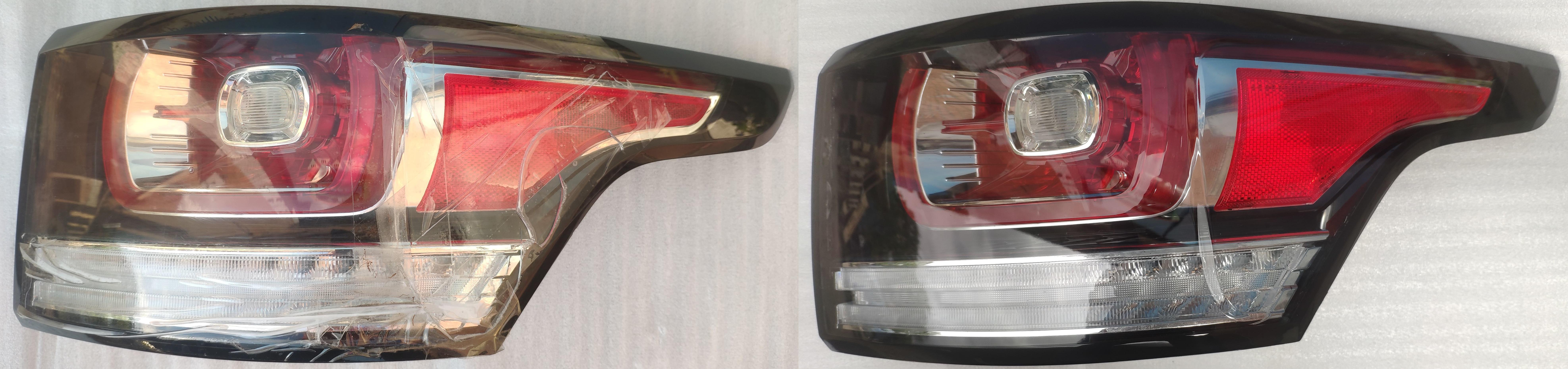 Стекло заднего фонаря Range Rover Sport L494 2013
