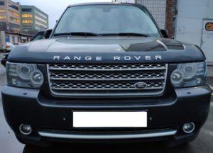Рестайлинг Range Rover Vogue 2011 Autobiography