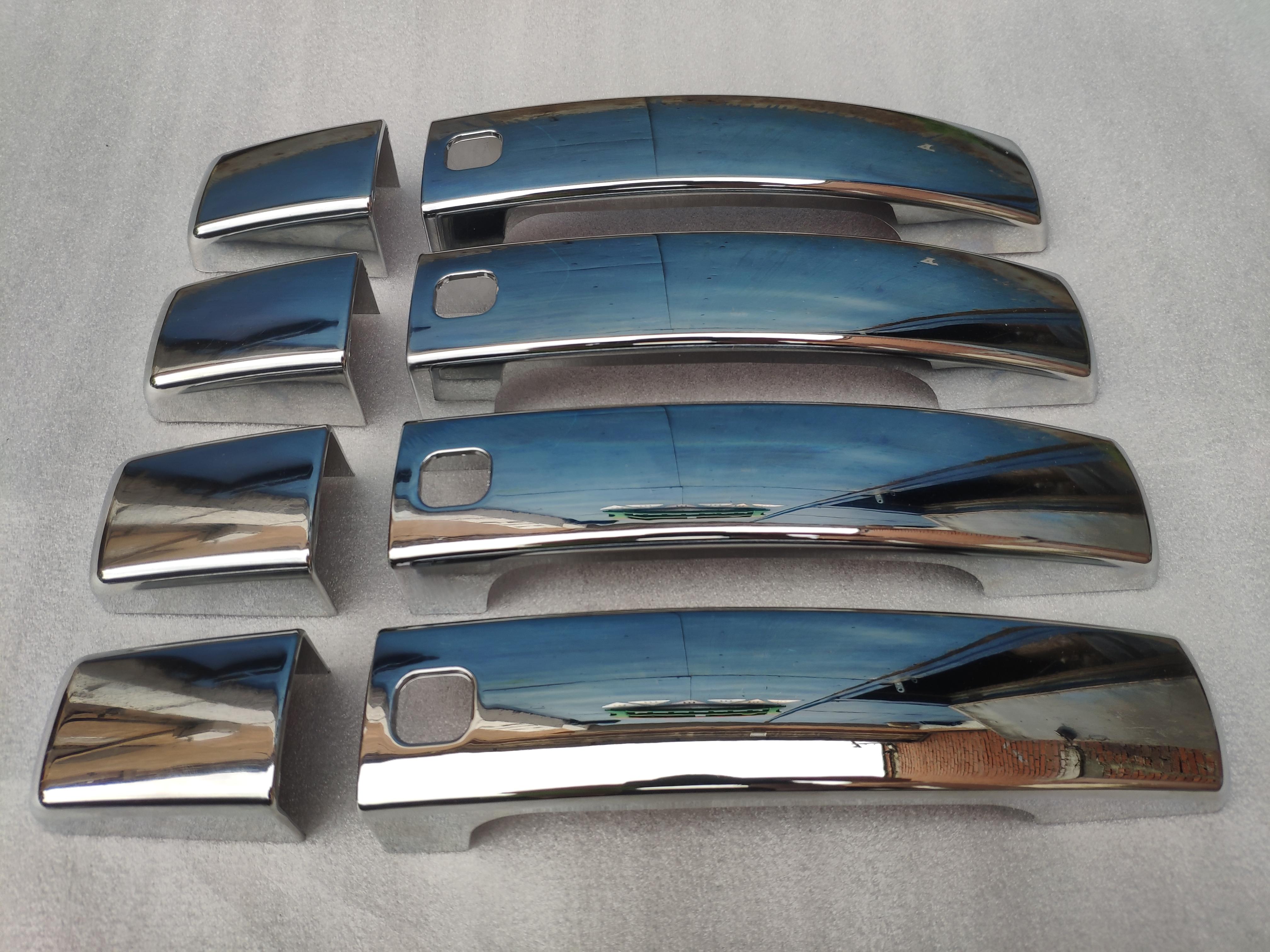 Накладки на ручки дверей Discovery 4 , RRS 2010