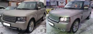 Рестайлинг Range Rover Vogue 2012 Autobiography