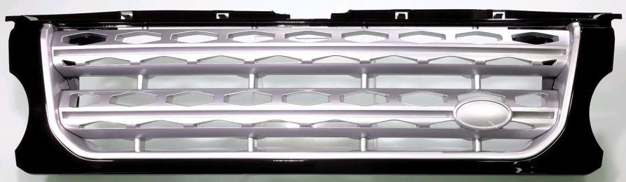 Решетка радиатора Land Rover Discovery 4 2014+