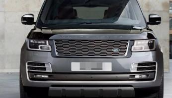 Решетка радиатора  SVA Range Rover Vogue 2018 —