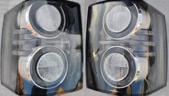 Задние фонари Range Rover Vogue 2010-2012 BLACK EDITION