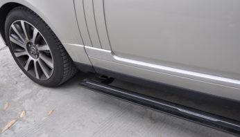 Пороги выдвижные электро Range Rover Vogue L405 LONG