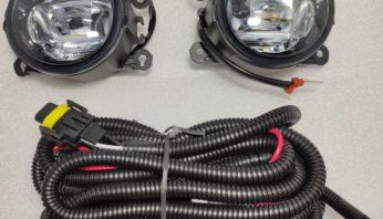 Фары противотуманные птф LED Range Rover