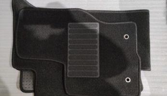 Коврики салона черный ворс Land Rover Discovery 5