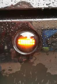 Диодный поворотник Range Rover Vogue L322 2002-2012